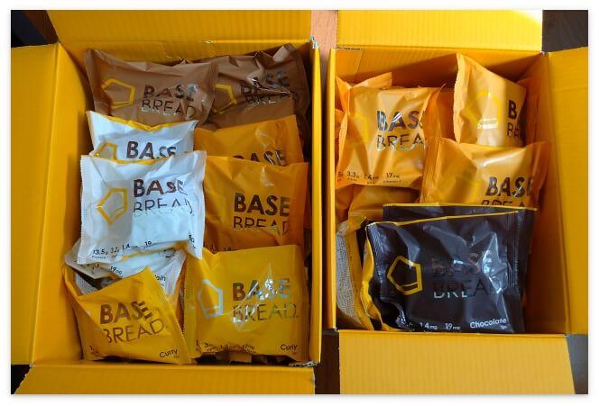 BASE BREAD120袋